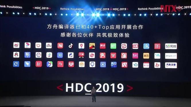 Harmony OS không phải kế hoạch dự phòng mà là chiến lược của Huawei ảnh 5