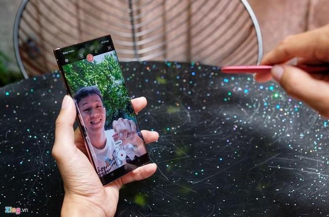 Mở hộp Galaxy Note10 tại VN - giá dự kiến 24 triệu đồng ảnh 16