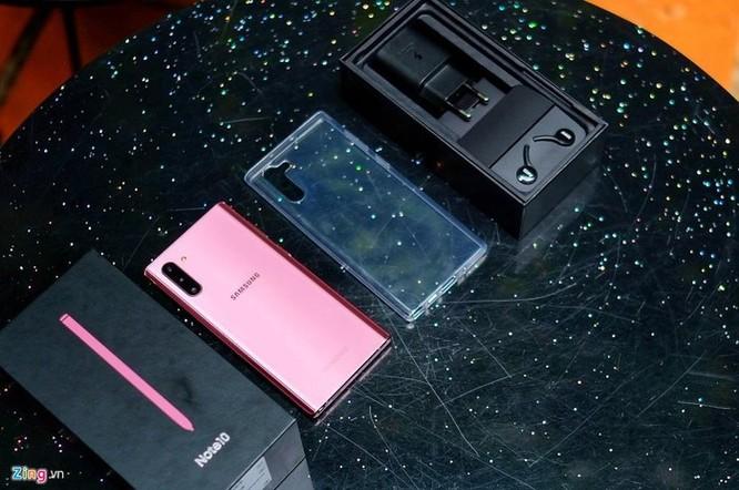 Mở hộp Galaxy Note10 tại VN - giá dự kiến 24 triệu đồng ảnh 2