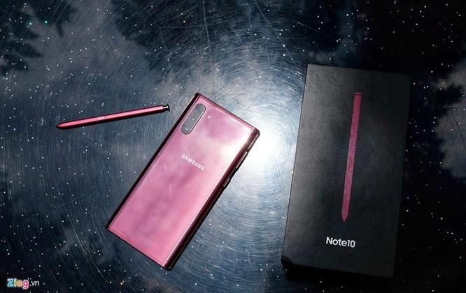 Mở hộp Galaxy Note10 tại VN - giá dự kiến 24 triệu đồng ảnh 19