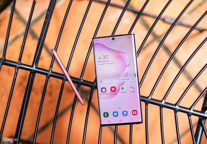 Mở hộp Galaxy Note10 tại VN - giá dự kiến 24 triệu đồng ảnh 6