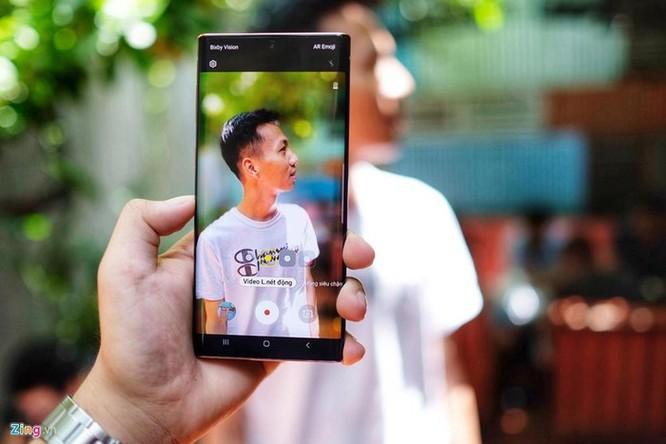 Mở hộp Galaxy Note10 tại VN - giá dự kiến 24 triệu đồng ảnh 9