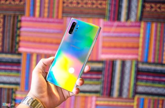 Galaxy Note10+ 5G tại VN - cấu hình mạnh nhất, giá 20 triệu đồng ảnh 4