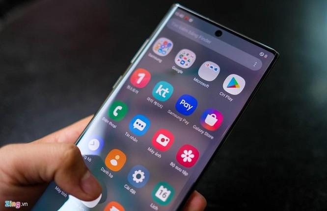 Galaxy Note10+ 5G tại VN - cấu hình mạnh nhất, giá 20 triệu đồng ảnh 6