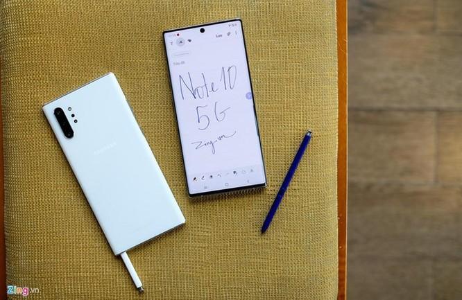 Galaxy Note10+ 5G tại VN - cấu hình mạnh nhất, giá 20 triệu đồng ảnh 3