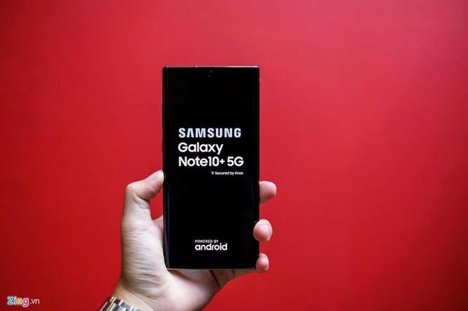 Galaxy Note10+ 5G tại VN - cấu hình mạnh nhất, giá 20 triệu đồng ảnh 5