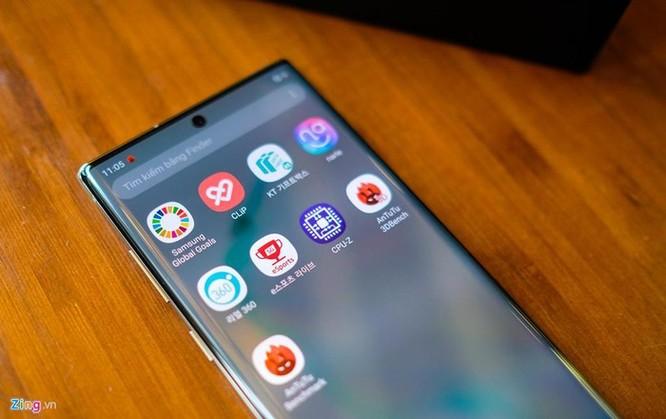 Galaxy Note10+ 5G tại VN - cấu hình mạnh nhất, giá 20 triệu đồng ảnh 8