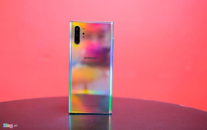 Galaxy Note10+ 5G tại VN - cấu hình mạnh nhất, giá 20 triệu đồng ảnh 7