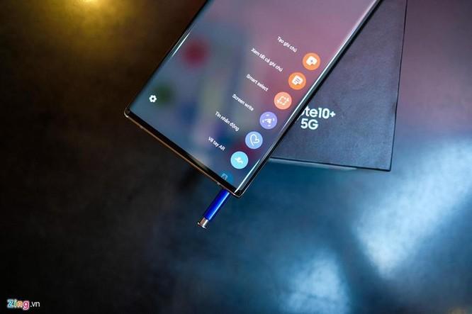 Galaxy Note10+ 5G tại VN - cấu hình mạnh nhất, giá 20 triệu đồng ảnh 10