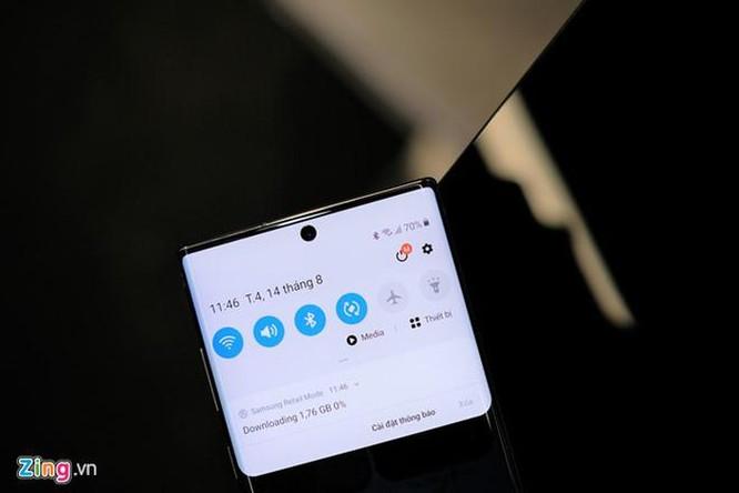 Loạt tiện ích 'hay ho' trên Galaxy Note10+ bạn nên thử ảnh 2