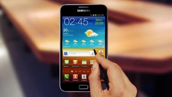 Galaxy Note đã thay đổi thị trường công nghệ như thế nào? ảnh 1