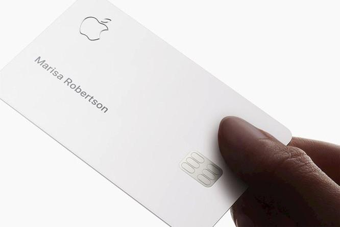 Apple chính thức phát hành thẻ tín dụng Apple Card, hoàn tiền 3% ảnh 1