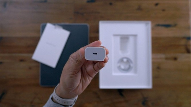 Thêm bằng chứng cho thấy iPhone 11 sẽ đi kèm Apple Pencil và sạc USB-C ảnh 3