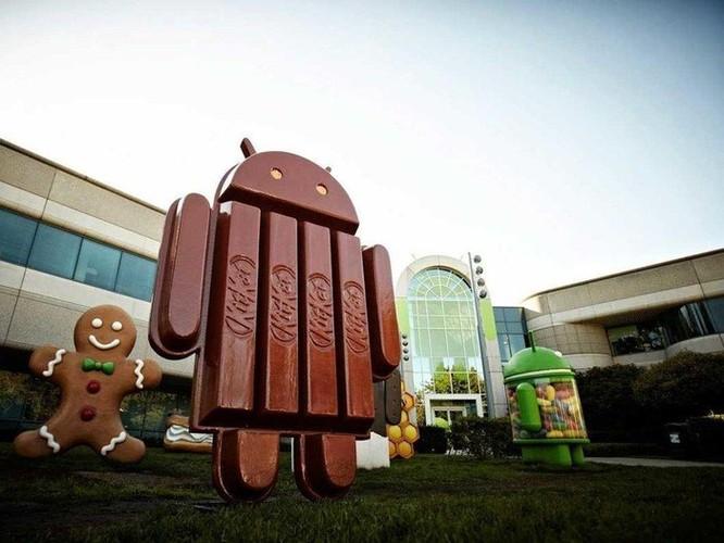 Google đã làm gì để biến Android từ 'không thể thành có thể' trên smartphone? ảnh 2