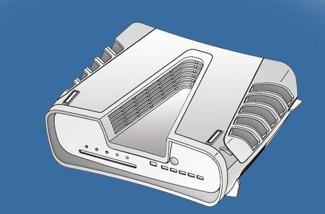 Thiết kế Playstation 5 tuyệt đẹp dựa trên tin đồn mới ảnh 1