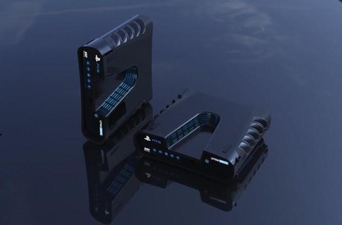 Thiết kế Playstation 5 tuyệt đẹp dựa trên tin đồn mới ảnh 2