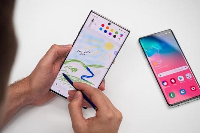 Galaxy Note 10 Plus vs Galaxy S10 Plus 5G: Siêu phẩm nào đáng mua hơn? ảnh 21
