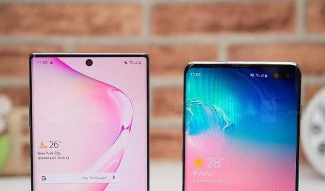 Galaxy Note 10 Plus vs Galaxy S10 Plus 5G: Siêu phẩm nào đáng mua hơn? ảnh 14