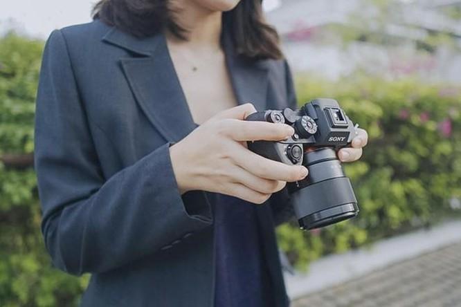Sony a7R IV ra mắt tại Việt Nam với giá 90 triệu ảnh 2