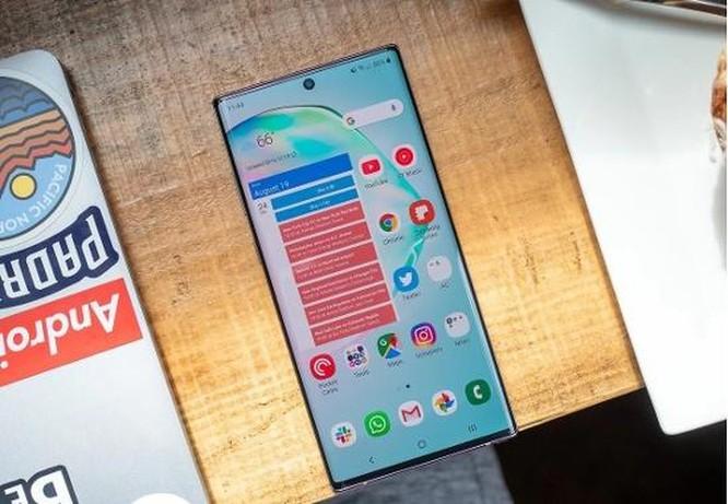 Galaxy Note 10 Plus vs Galaxy S10 Plus 5G: Siêu phẩm nào đáng mua hơn? ảnh 22