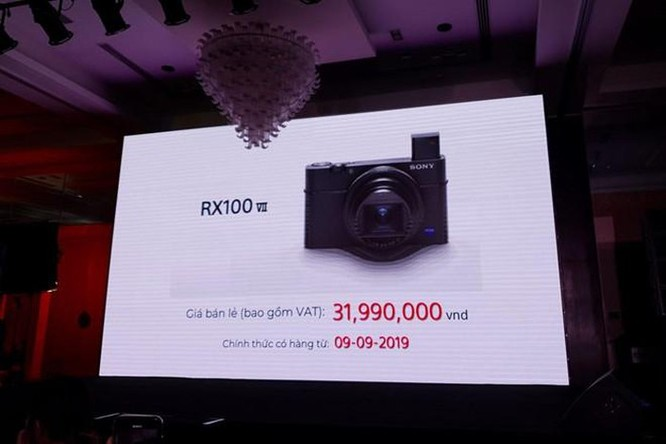 Sony a7R IV ra mắt tại Việt Nam với giá 90 triệu ảnh 10
