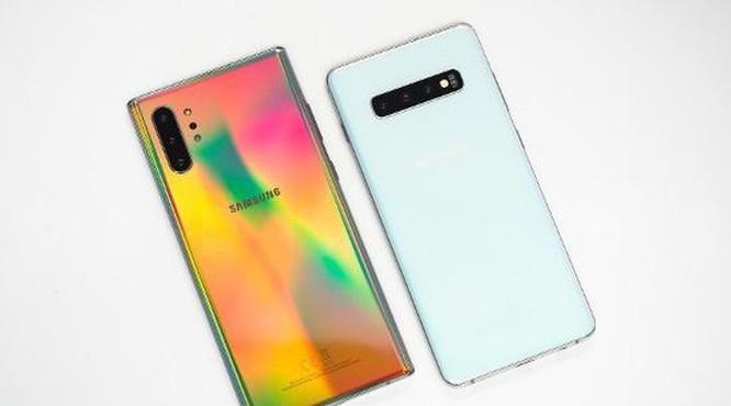 Galaxy Note 10 Plus vs Galaxy S10 Plus 5G: Siêu phẩm nào đáng mua hơn? ảnh 2