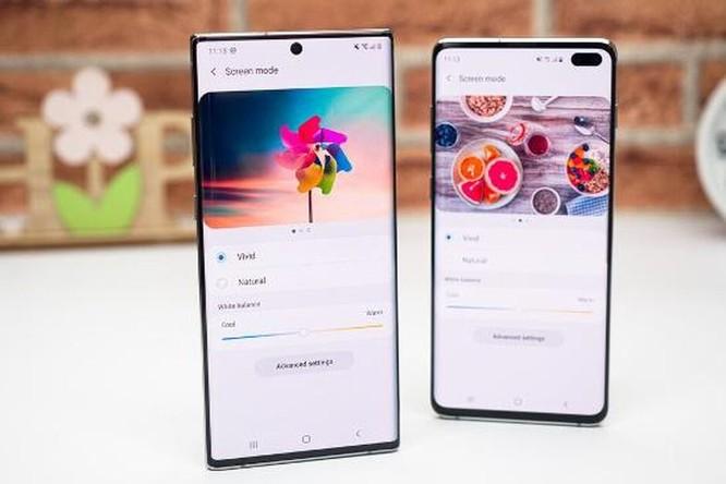 Galaxy Note 10 Plus vs Galaxy S10 Plus 5G: Siêu phẩm nào đáng mua hơn? ảnh 13