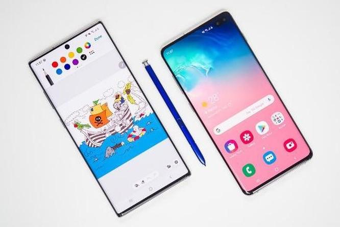 Galaxy Note 10 Plus vs Galaxy S10 Plus 5G: Siêu phẩm nào đáng mua hơn? ảnh 8