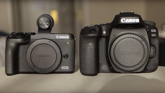 Canon ra mắt máy ảnh DSLR 90D và mirrorless M6 Mark II, nâng cảm biến ảnh 8