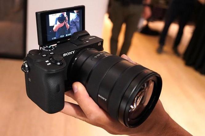 Mirrorless 'quốc dân' A6600, A6100 ra mắt, quay video tốt hơn ảnh 3