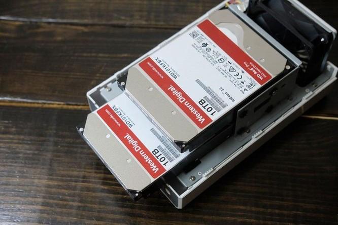 Thử nghiệm WD Red Pro 10TB NAS: Ổ lưu trữ khủng, đáng tin cậy cho hệ thống NAS vừa và lớn ảnh 4