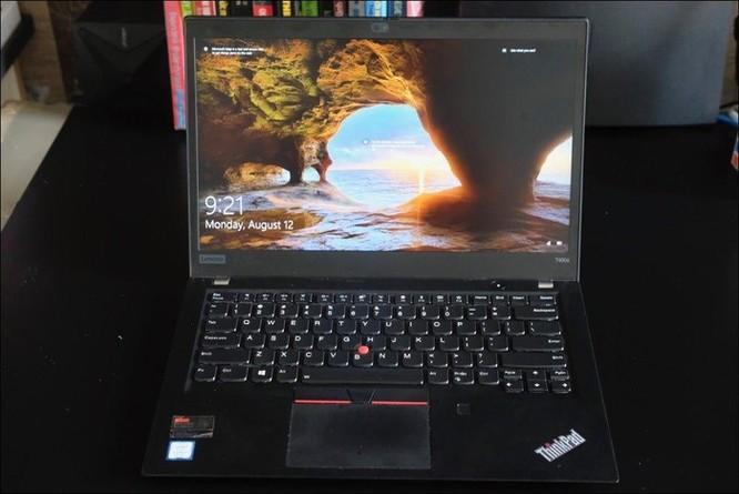 Laptop Lenovo ThinkPad T490s: Mỏng nhẹ, cấu hình mạnh, phù hợp hầu hết nhu cầu làm việc và giải trí ảnh 5