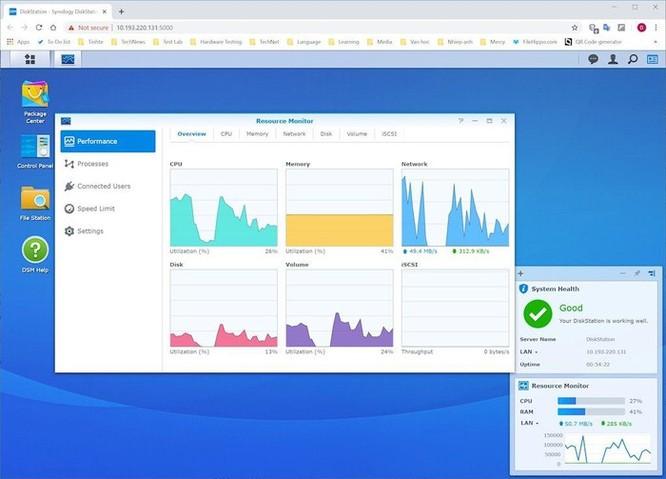 Thử nghiệm WD Red Pro 10TB NAS: Ổ lưu trữ khủng, đáng tin cậy cho hệ thống NAS vừa và lớn ảnh 6