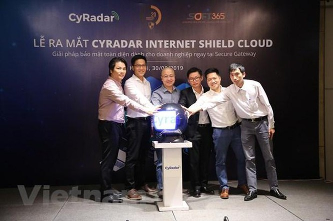 CyRadar công bố giải pháp bảo mật trên nền tảng đám mây ảnh 1