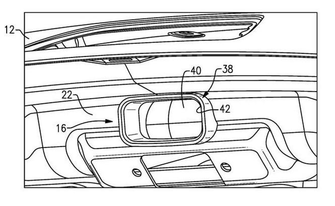 Ford tích hợp máy chiếu phim vào cốp xe, từ bán tải tới crossover ảnh 4