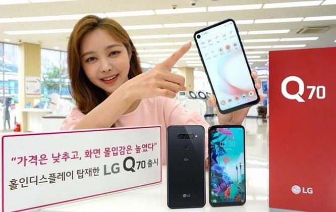 LG sẽ ra điện thoại thông minh tầm trung với ba camera phía sau ảnh 1