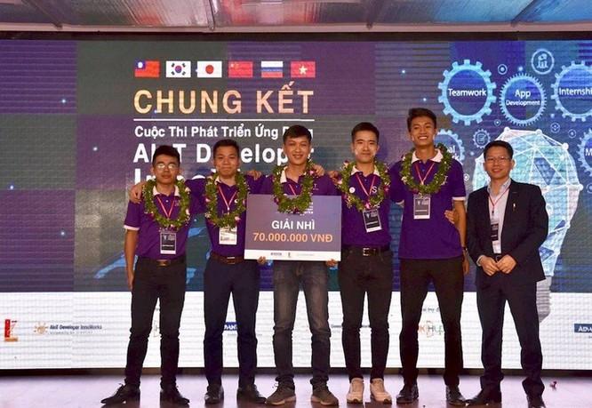 Sinh viên Bách khoa Hà Nội giành giải Nhất cuộc thi phát triển ứng dụng InnoWorks 2019 ảnh 3