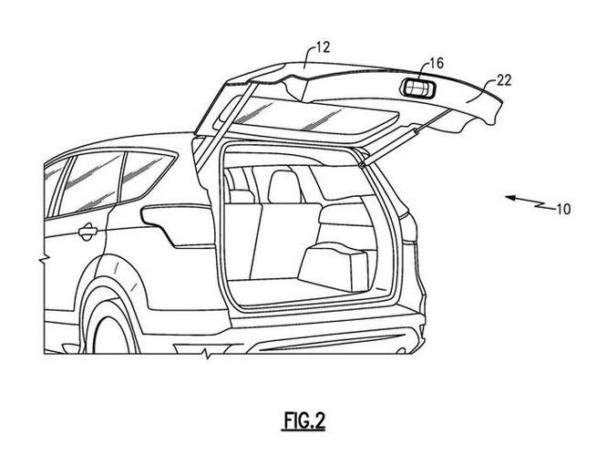Ford tích hợp máy chiếu phim vào cốp xe, từ bán tải tới crossover ảnh 2