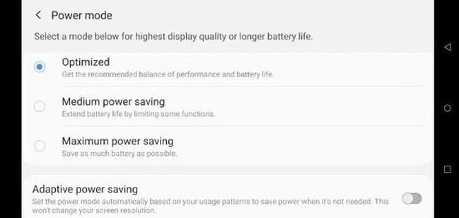 Mẹo kéo dài thời lượng pin cho Galaxy Note 10 ảnh 10