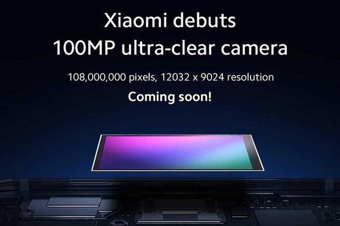 Xiaomi có camera 108MP đầu tiên, Samsung lại nhường đối thủ? ảnh 1
