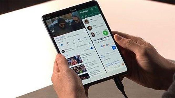 Samsung mở bán Galaxy Fold tại Hàn Quốc từ 6/9, giá 46 triệu đồng ảnh 1