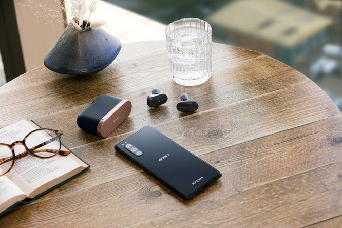 Sony ra mắt Xperia 5, phiên bản gọn nhẹ của Xperia 1 ảnh 1