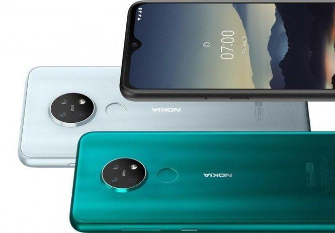 Nokia 7.2 ra mắt: Camera 48 'chấm', Android 9, giá gần 8 triệu đồng ảnh 1