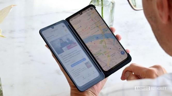 Smartphone 2 màn hình, có thể tháo rời vừa ra mắt ảnh 5