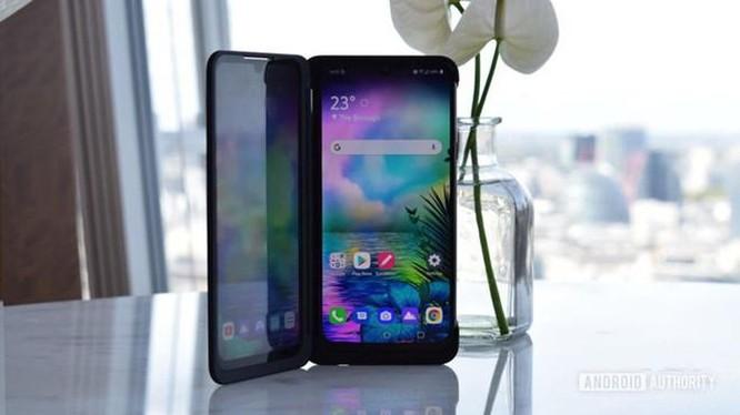 Smartphone 2 màn hình, có thể tháo rời vừa ra mắt ảnh 4