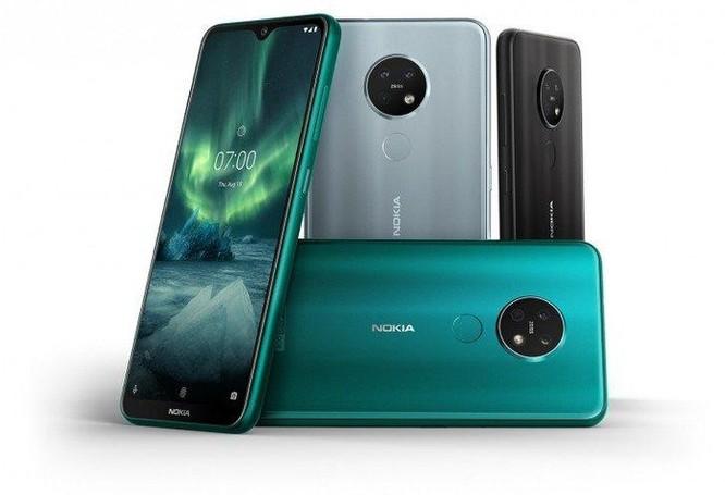 Nokia 7.2 ra mắt: Camera 48 'chấm', Android 9, giá gần 8 triệu đồng ảnh 2