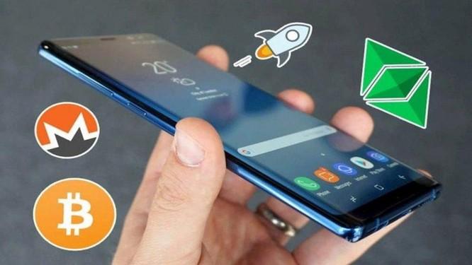 Samsung âm thầm tiến vào 'cuộc chơi' tiền điện tử ảnh 1