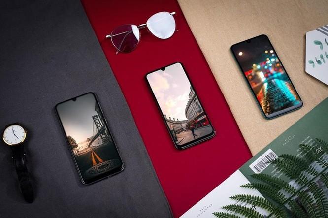 Galaxy A50s sạc nhanh 10 phút có 10 giờ nghe nhạc, camera 48 MP ảnh 7