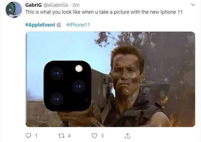 Ảnh chế hài hước, chê thậm tệ kiểu dáng iPhone mới ảnh 4