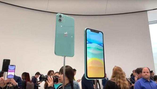 iPhone 11, 11 Pro và 11 Pro Max khác nhau thế nào? ảnh 2